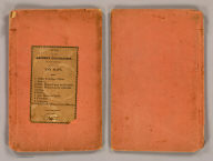 (Covers to) Atlas to the Ancient geography by M. D'Anville: containing ten maps ... New-York. Published By R. M'Dermut, No. 222 Pearl-street. (1814?)