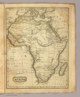 Africa. Published by Hilliard, Gray, Little & Wilkins, Boston. H. Morse Sc. (1829)