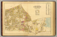 Part of ward 16, Dorchester, city of Boston. Copyright 1895 by L.J. Richards, Springfield, Mass. (1899)