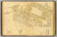 Part of ward 24, Dorchester, city of Boston. Copyright 1899 by L.J. Richards, Springfield, Mass.