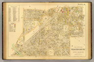 Part of ward 23, West Roxbury, city of Boston. Copyright 1895 by L.J. Richards, Springfield, Mass. (1899)