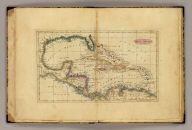 West Indies. Published by J.V. Seaman, 296 Pearl St., N. York. (1821)