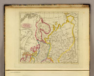 Northern part of Russia in Europe. Published by J.V. Seaman, 296 Pearl St., N. York. (1821)