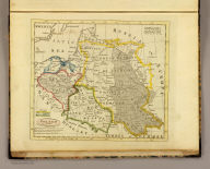 Poland as divided. Published by J.V. Seaman, 296 Pearl St., N. York. (1821)