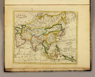 Asia. Published by J.V. Seaman, 296 Pearl St., N. York. (1821)