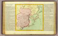 De l'Empire de la Chine, Re. de Coree, du Japon. (1787)