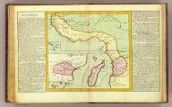 De la Guinee. Du Congo. (with Caferie and Madagascar). (with) I. du Cap Verd. (with) I. de France, I Bourbon. (1787)
