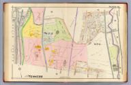 Part of Yonkers. Plate 13. (A.H. Mueller, lith., Philada., 1907)