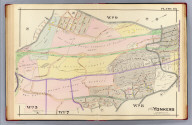 Part of Yonkers. Plate 18. (A.H. Mueller, lith., Philada., 1907)