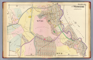Part of Yonkers. Plate 22. (A.H. Mueller, lith., Philada., 1907)