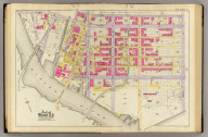 Part of ward 23, city of New York. (By George W. and Walter S. Bromley, civil engineers. Published by G.W. Bromley and Co., Philadelphia, 1893)