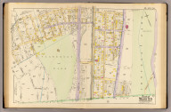 Part of ward 24, city of New York. (By George W. and Walter S. Bromley, civil engineers. Published by G.W. Bromley and Co., Philadelphia, 1893)