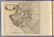 Plan of the town of Cayenne and Fort St. Michael. Drawn by the Chevalier de Mareechais. T. Jefferys sculp. (1760)