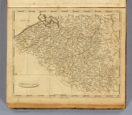 Netherlands. From Ferrari's map. Hooker sc. (Boston: Published by Thomas & Andrews. 1812)