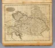 Austrian Dominions. From Arrowsmith's map of Europe. Hooker sculpsit. (Boston: Published by Thomas & Andrews. 1812)