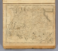 Germany south of the Mayn. Engraved by Thomas Marshall. (Boston: Published by Thomas & Andrews. 1812)