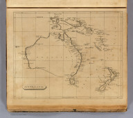 Australasia. (Boston: Published by Thomas & Andrews. 1812)