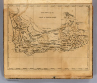 Colony of the Cape of Good Hope. From Mr. Barrow's survey. F. Shallus sc. (Boston: Published by Thomas & Andrews. 1812)