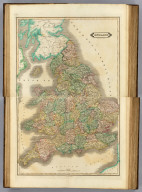 (Composite of) England. Published by D. Lizars, Edinburgh. (1831?)