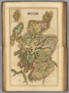 (Composite of) Scotland. Published by D. Lizars, Edinburgh. (with) Shetland Isles. (1831?)
