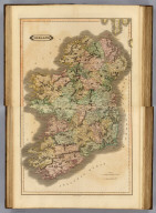 (Composite of) Ireland. Published by D. Lizars, Edinburgh. (1831?)