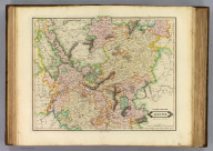 Upper & Lower Rhine. Partly provinces of Prussia. Published by D. Lizars, Edinburgh. (1831?)