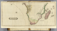 Africa. Published by D. Lizars, Edinburgh. (1831?)