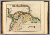 Colombia & Guayana. Published by D. Lizars, Edinburgh. (1831?)