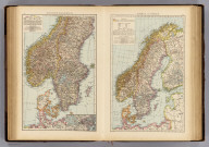 "Southern Scandinavia. Norway and Sweden. (with Environs of Stockholm. Published at the office of ""The Times,"" London, 1895)"