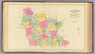 Hillsborough County. Drawn expressly for the town atlas of the state of New Hampshire. (D.H. Hurd & Co., Boston. 1892)