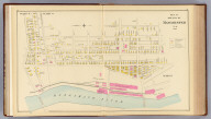 Part of the city of Manchester, N.H., 1892. Ward 8, Ward 9. (D.H. Hurd & Co., Boston. 1892)