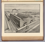 Moody Estabrook & Andersons Shoe Manufacturers, Nashua, N.H. H. Greaves, 1892. D.H. Hurd & Co., Boston.