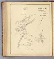 Gonic P.O., part of Ward 3, city of Rochester, Strafford Co. (D.H. Hurd & Co., Boston. 1892)
