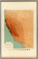 Map of California and Nevada showing the distribution of apparent intensity in the region affected by the earthquake of April 18, 1906. Drawn by M. Solem. Earthquake Investigation Commission. A. Hoen & Co., Baltimore. (Carnegie Institution of Washington. 1908)