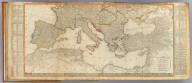 (Europe divided into its empires, kingdoms, states, republics, &c. (South half). By Thos. Kitchin, Hydrographer to the King, with many additions and improvements from the latest surveys and observations of Mr. d'Anville. London, Published by Laurie & Whittle, No. 53, Fleet Street, 12th May, 1795)