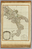 A new map of Sicily the First or the Kingdom of Naples. Drawn with several additions, from Zannoni's map published by order of the King of the Two Sicilies. Published 12th May, 1799 by Laurie & Whittle, 53, Fleet Street, London. Engraved by B. Baker, Islington.