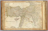 A new map of Turkey in Asia by Monsr. d'Anville, First Geographer to the most Christian King with several additions. London, Published by Laurie & Whittle, No. 53, Fleet Street, as the act directs 12th May, 1794.
