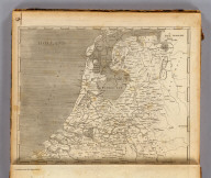 Holland. From Sepp & others. Kneass sc. (Published by John Conrad & Co., Philadelphia. 1804)