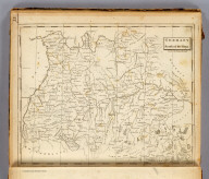 Germany south of the Mayn. Engraved by Thomas Marshall. (Published by John Conrad & Co., Philadelphia. 1804)