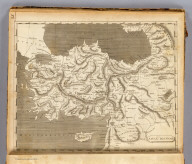 Asia Minor. From various authorities. Published by Conrad & Co. J.H. Seymour sc. (1804)