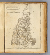 New Hampshire. S. Lewis del. Tanner sc. (Published by John Conrad & Co., Philadelphia. 1804)