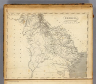 Georgia. Drawn by S. Lewis. D. Fairman sc. (Published by John Conrad & Co., Philadelphia. 1804)