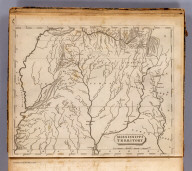 Mississippi Territory. Drawn by S. Lewis. Engd. by D. Fairman. (Published by John Conrad & Co., Philadelphia. 1804)