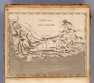Colony of the Cape of Good Hope. From Mr. Barrow's survey. F. Shallus sc. (Published by John Conrad & Co., Philadelphia. 1804)