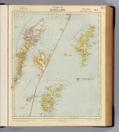 Statistical map of Scotland. No. 3. Letts's popular atlas. Letts, Son & Co. Limited, London. (1883)