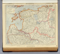 Russia. No. 3. Letts's popular atlas. Letts, Son & Co. Limited, London. (1883)