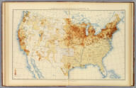 32. Distribution of the foreign born population of the United States: 1890. Julius Bien & Co. Lith., N.Y. (1898)
