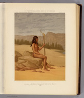 Maimun--a Mohave Indian of the river party. 1871. U.S. Geographical Surveys West of the 100th Meridian. (1889)