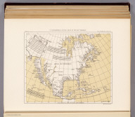 The north part of America ... R. Elstracke sculpsit. North America from Purchas, 1625. Reduced. Julius Bien, Photo-lith. U.S. Geographical Surveys West of the 100th Meridian. (1889)