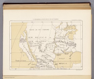 From map of North America by Edward wells, M.A. 1722. Reduced. Julius Bien, Photo-lith. U.S. Geographical Surveys West of the 100th Meridian. (1889)